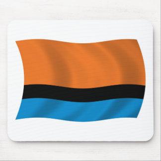 Chagossiansの旗のマウスパッド マウスパッド
