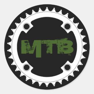 chainringマウンテンバイク ラウンドシール