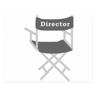 Chairディレクターの ポストカード