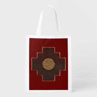 Chakanaの十字 エコバッグ
