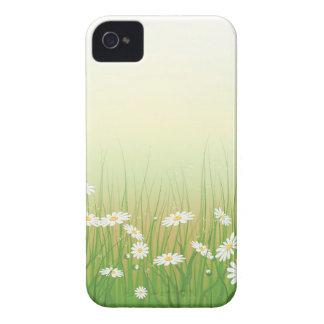 chamomileの芝生とのiPhoneの場合 Case-Mate iPhone 4 ケース