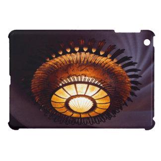 chandellier家のBatlloのinteriour iPad Miniケース