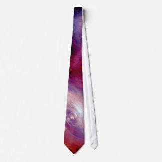 Chandraの蟹星雲NASA オリジナルネクタイ