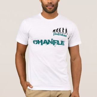 CHANFLE Tシャツ
