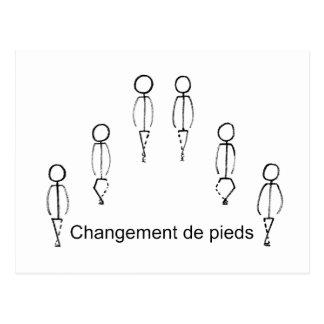 Changement ポストカード