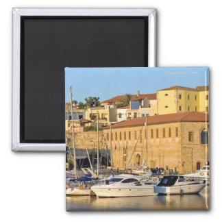 Chania港; クレタの磁石 マグネット