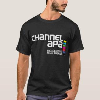 channelAPA.comの暗闇のTシャツ Tシャツ