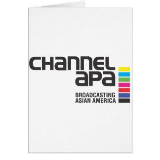 channelAPA.com カード