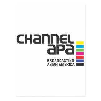 channelAPA.com ポストカード