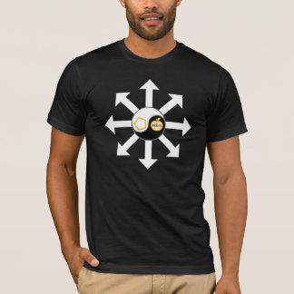 Chaoの神聖な星Textless Tシャツ