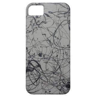 Chaos.jpgの心地よい iPhone SE/5/5s ケース