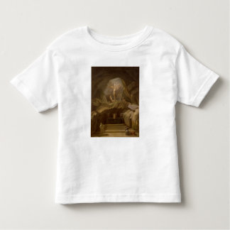 Chapelle du Calvaireのための勉強 トドラーTシャツ