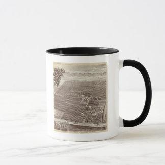Chapinのフルーツ牧場 マグカップ