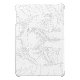 Charcolのライオン iPad Mini カバー