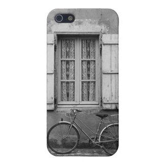 CharentesのバイクMarans iPhone 5 カバー