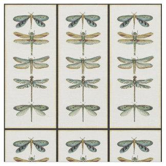 Chariklia Zarris著トンボのコレクション ファブリック