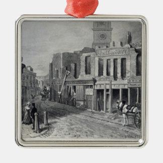 Charingの十字1830年 メタルオーナメント