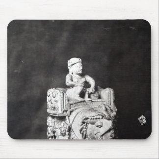 Charlemagneのチェス盤 マウスパッド
