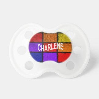 CHARLENE おしゃぶり