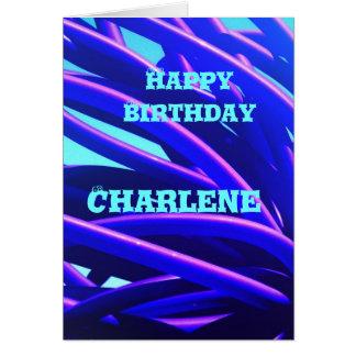 Charlene カード