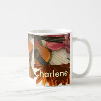Charlene コーヒーマグカップ
