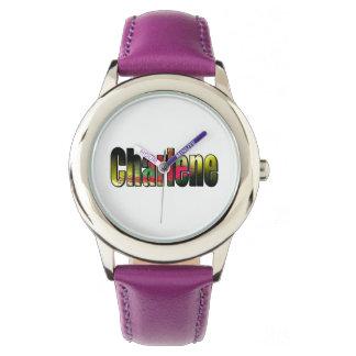 Charlene 腕時計