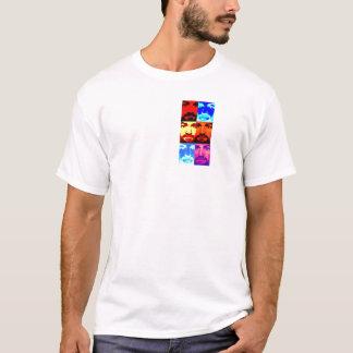 Charley *! 破裂音! * Warholaのファンタジーバンドワイシャツ Tシャツ