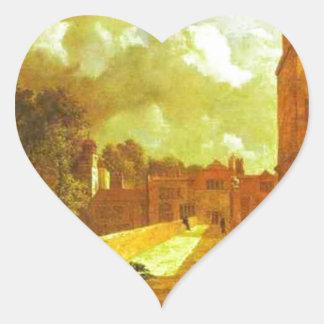 Charterhouse、トマス・ゲインズバラ著ロンドン ハートシール