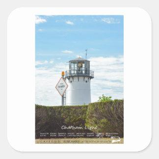 Chathamのライトのケープコッド スクエアシール