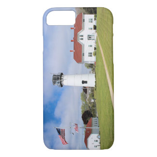 Chathamの灯台、ケープコッドマサチューセッツ iPhone 8/7ケース