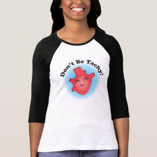 CHDの認識度はTachyの博士ではないですNurse Tee Tシャツ