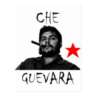 Cheの喫煙 ポストカード