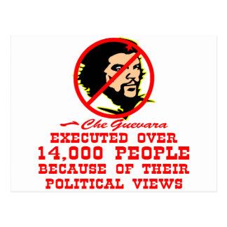 Cheは14,000人を実行しました ポストカード