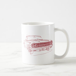 Che El Camino 1960年 コーヒーマグカップ