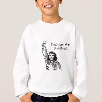 Che Guevaraのパレスチナのための自由! スウェットシャツ