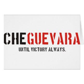 Che Guevaraのプロダクト及びデザイン! カード