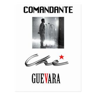 Che Guevara ポストカード