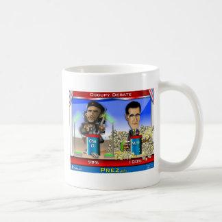 Che OおよびRomney コーヒーマグカップ