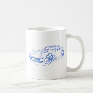 Che Vette 1968 L88 コーヒーマグカップ