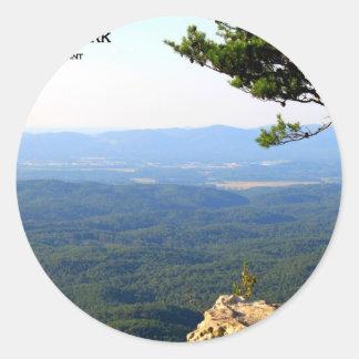 CHEAHAの州立公園-アラバマで高いポイント ラウンドシール