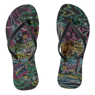 CHEBLO'S【Neon】Beach Sandal ビーチサンダル