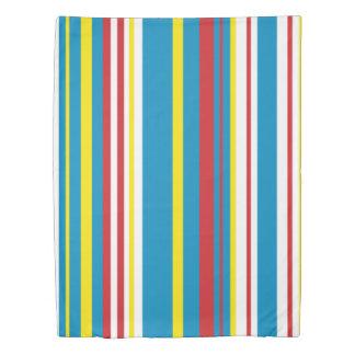 cheery striped duvet cover 掛け布団カバー