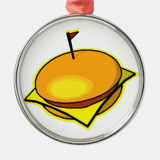 Cheesburger! メタルオーナメント