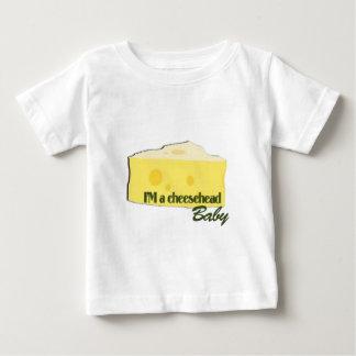 cheeseheadのベビー ベビーTシャツ