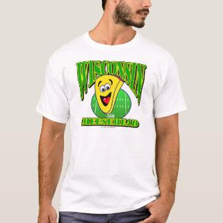 CheeseHeadの漫画2 Tシャツ