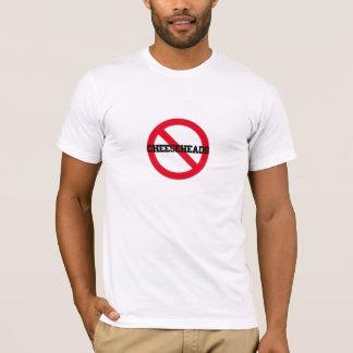 Cheeseheadsの男性無しTシャツ Tシャツ
