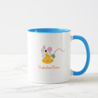 Cheeseman氏マウス マグカップ