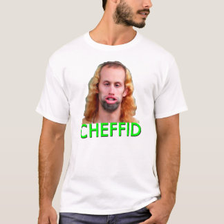 Cheffid Tシャツ