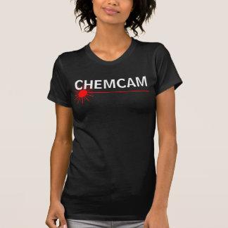 ChemCam (赤いレーザー) Tシャツ