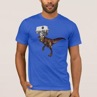 ChemRex (人、赤いレーザー) Tシャツ